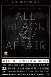 all-black-affair
